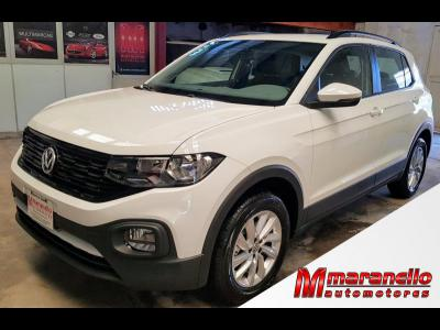 Autos Venta VW T-Cross Trendline 0km MY20