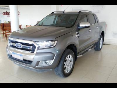 Autos Venta Ford Ranger CD 4x4 LTD AT 3.2 D MOD 2017