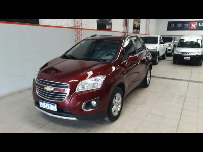 Autos Venta CHEVROLET TRACKER LTZ 2016 IMPECABLE!!